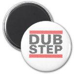 Dubstep Music Refrigerator Magnets