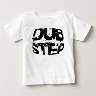 Dubstep Music Text Baby T-Shirt