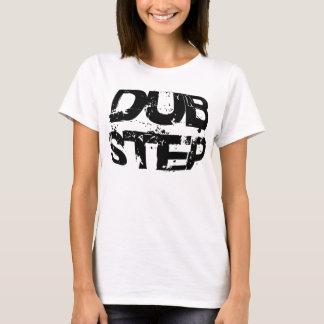 Dubstep Music Text T-Shirt