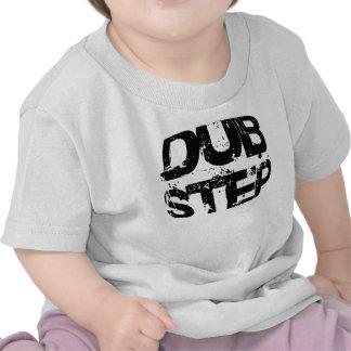 Dubstep Music Text Tee Shirt
