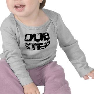 Dubstep Music Text Tee Shirts