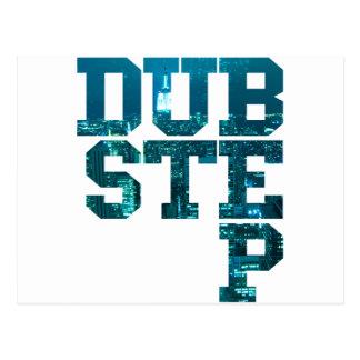 Dubstep NYC Post Card