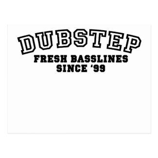 Dubstep - Original Postcard