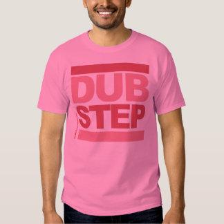 Dubstep Pink Tee Shirts