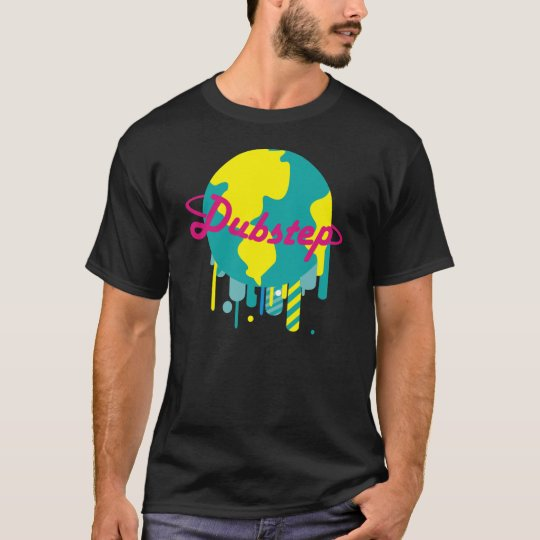 DUBSTEP PLANET T-Shirt