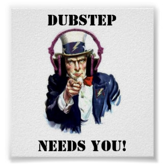 Dubstep poster