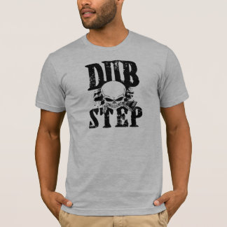 Dubstep Skull T-Shirt