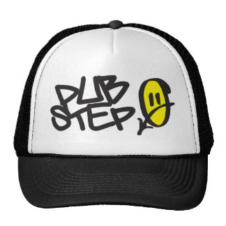 Dubstep Smiley Trucker Hat