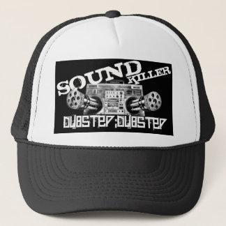 dubstep sound chillier trucker hat