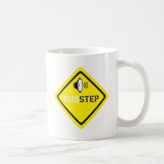Dubstep sound design basic white mug
