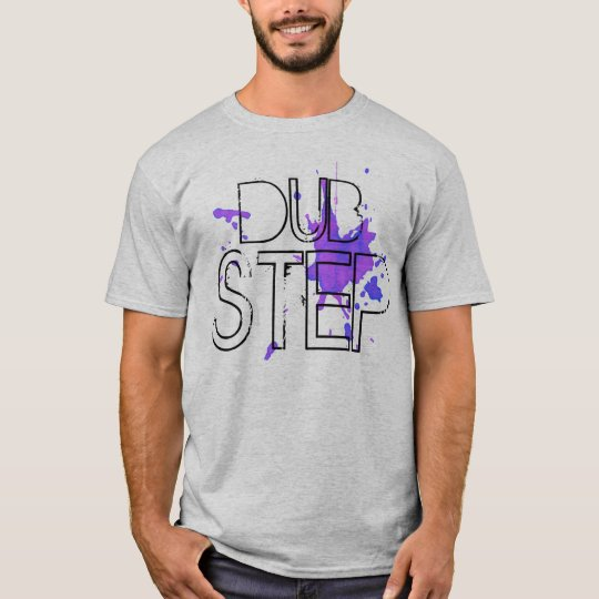 DubStep Splatter T-Shirt