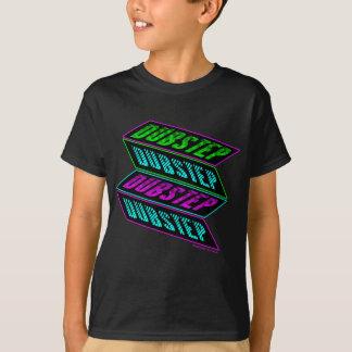 DUBSTEP staircase shirt