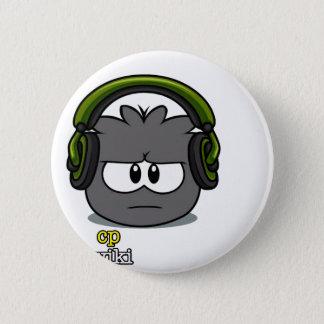 Dubstep Tee 6 Cm Round Badge