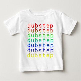 Dubstep Text Color Spectrum Tee Shirt