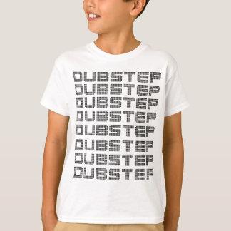 Dubstep Text Tees
