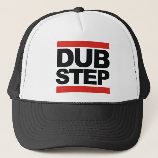 Dubstep Trucker Trucker Hat