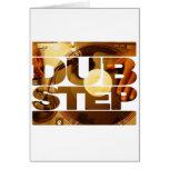 DUBSTEP vinyl dubplates music dub step download Cards