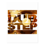 DUBSTEP vinyl dubplates music dub step download Postcards