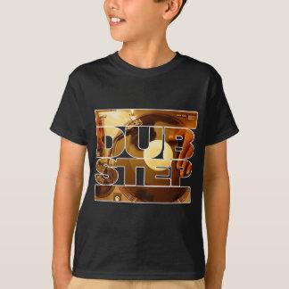 DUBSTEP vinyl dubplates music dub step download T Shirt