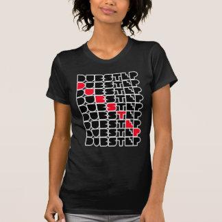 Dubstep WALL girls guys Dubstep music T Shirts