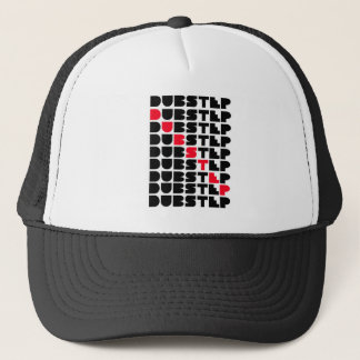 Dubstep WALL girls guys Dubstep music Trucker Hat