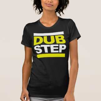 Dubstep White/Yellow T-Shirt