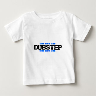 Dubstep Wob Wob Blue Baby T-Shirt