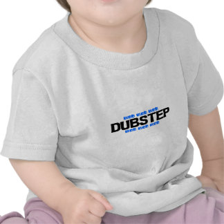 Dubstep Wob Wob Blue T Shirts