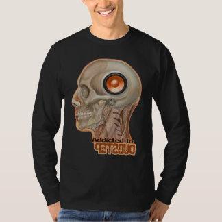 Dubstep woofer brain shirts