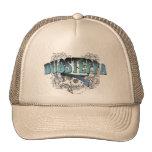 Dubsteppa Skull Mesh Hats