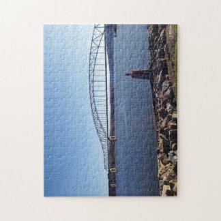 Dubuque Bridge Puzzle