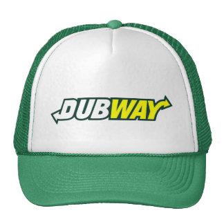 Dubway Parody Logo Trucker Hat