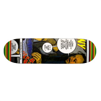 DubWise johnny fife  skateboard, HORSEBATH records
