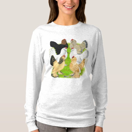 D'Uccles Six Hens T-Shirt