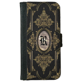 Duchess 6/6s Grande Knight Victorian  Monogram iPhone 6 Wallet Case