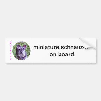 Duchess Bumper Sticker