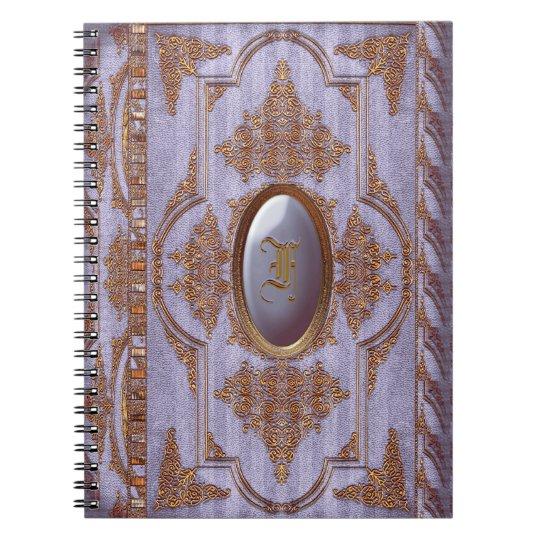 Duchess Celia Victorian Notebook