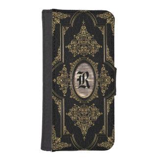 Duchess Grande Knight Victorian  Monogram Phone Wallet Cases