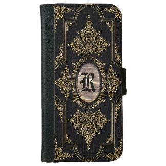Duchess Grande Knight Victorian  Monogram iPhone 6 Wallet Case