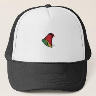 duchess lorikeet, tony fernandes trucker hat