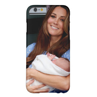 Duchess Of Cambridge Holding Newborn Son 2 Barely There iPhone 6 Case