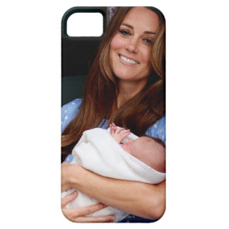 Duchess Of Cambridge Holding Newborn Son 2 Case For The iPhone 5