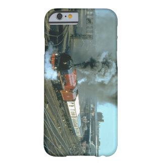 Duchess of Hamilton works the_Steam Trains Barely There iPhone 6 Case