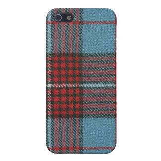Duchess Of Kent Modern Tartan iPhone 4 Case