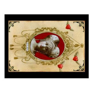 Duchess of Marmalade Postcard