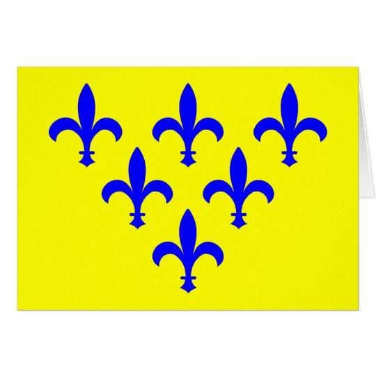 Duchy Of Parma, Italy Card