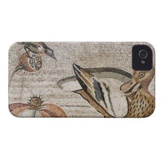 Duck and bird, Nile mosaic, House of the Faun Case-Mate iPhone 4 Cases