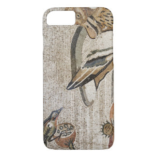 Duck and bird, Nile mosaic, House of the Faun iPhone 8/7 Case