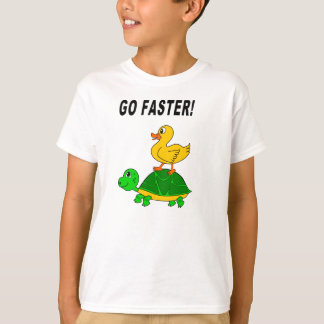 Duck and Turtle T-shirt