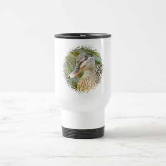 Duck Art Travel Mug